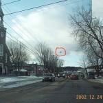 December 24, 2002  -  Degelis, Quebec, Canada