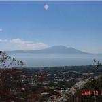 January 13, 2001  -  Lake Chapala, Ajijic, Mexico