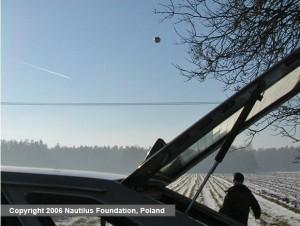 January 8, 2006  -  Zdany, Poland