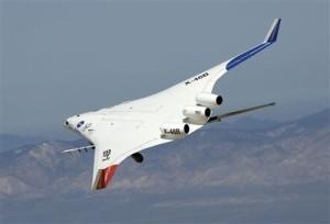nasa-x-48b-experimental-aircraft